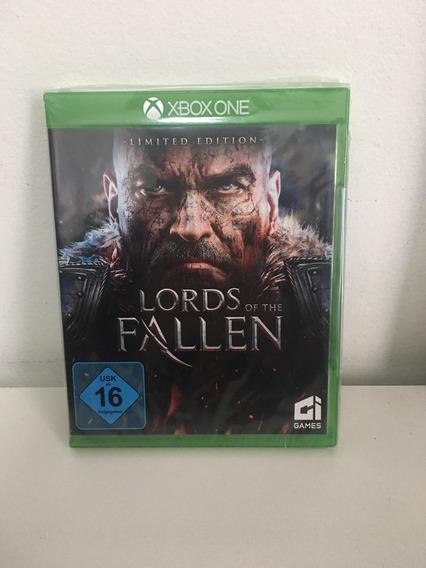 Jogo Xbox One - Lords Of The Fallen - Mídia Física - Lacrado