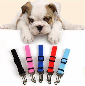 Cinto De Segurança Para Pet Feito De Zinco E Pp 51,5 X 2,