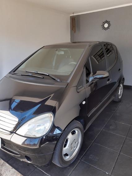 Mercedes-benz Classe A 2003 1.9 Elegance 5p