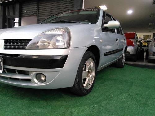 Imagem 1 de 14 de Renault Clio 2004 1.0 16v Authentique 5p