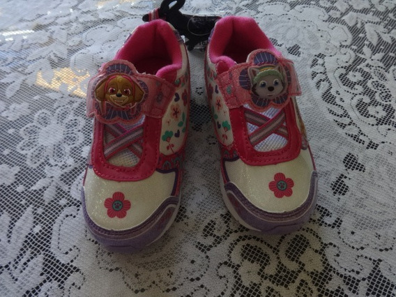 Zapatillas Con Luces Paw Patrol