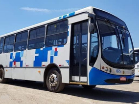 Ônibus Micrão Busscar Volks Motor Mwm Único Dono Revisados