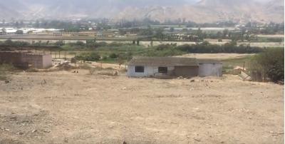 Terreno De Casi Una Hectárea Ubicado En Pachacamac