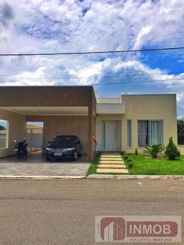 Casa Em Condomínio Para Venda Em Tremembé, Vera Cruz, 3 Dormitórios, 1 Suíte, 2 Banheiros, 2 Vagas - Ca0139_1-1765021