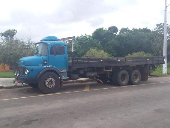 1113 - Truck Carroceria 6x2 R$ 34.990 Faz 1o Caminhão !