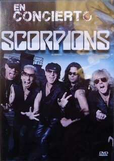 Scorpions Humanity World Tour Concert Live ( Dvd Seminuevo )