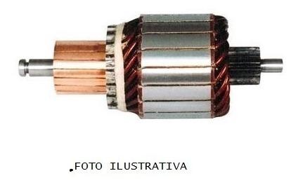 Induzido P/ Delco 50mt - 24v - Longo - Universal
