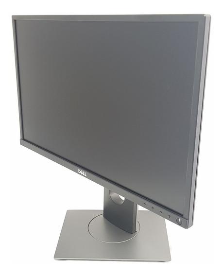Monitor Dell P2217h Usado Em Ótimo Estado!