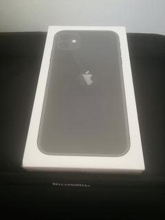 I Phone 11 - 128gb - Negro - Nuevo - En Caja Sellada