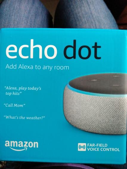 Amazon Alexa Echo Dot (3ra Generación)
