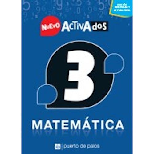 Matemática 3 Nuevo Activados - Puerto De Palos