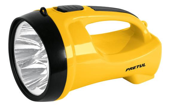 Linterna Recargable 145 Lumens-5 Led Pretul-truper Cod 24091