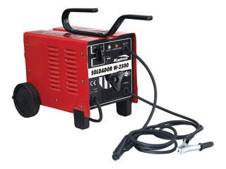 Máquina De Solda Elétrica Bivolt 14 Kva 60hz W-2500 Kajima
