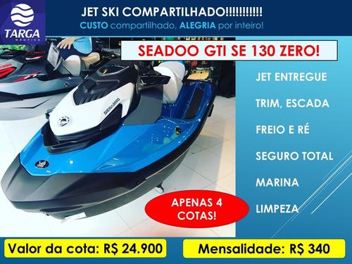 Jet Ski Seadoo Gti Se 130 2021 Compartilhado