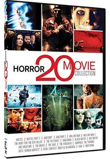 Colección De Películas De Terror 20