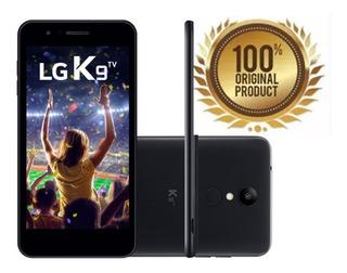 Smartphone Lg K9 Com Tv Digital Preto 16gb 5 Camera 8mp