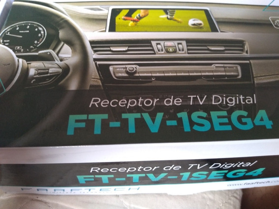 Receptor De Tv Digital Ft Tv 1seg4