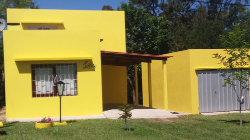 Casa Para  Decasa De 6 Ambiientes Y Dos Baños De Dos Plantas