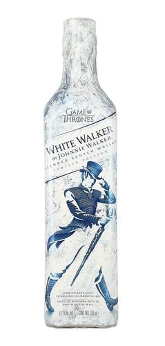 Whisky Johnnie Walker White Got X 1 Litro Liniers Nordelta