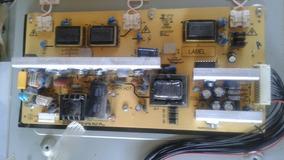 Placa De Fonte E Inverter Tv Hbuster Hbtv-29d07hd