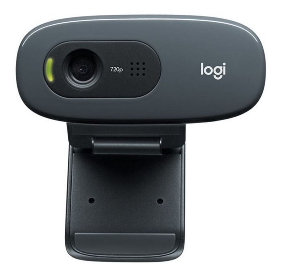 Webcam Hd Logitech C270! 720p!