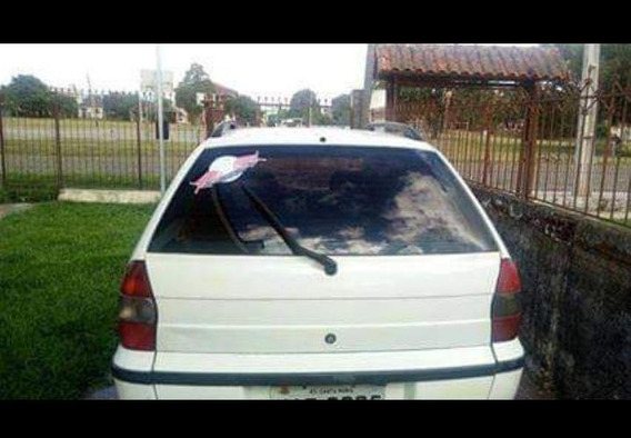 Fiat Palio Weekend 1.6 16v Stile 5p 2000