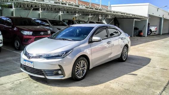 Corolla Xei Pack 1.8 M/t Año 2018