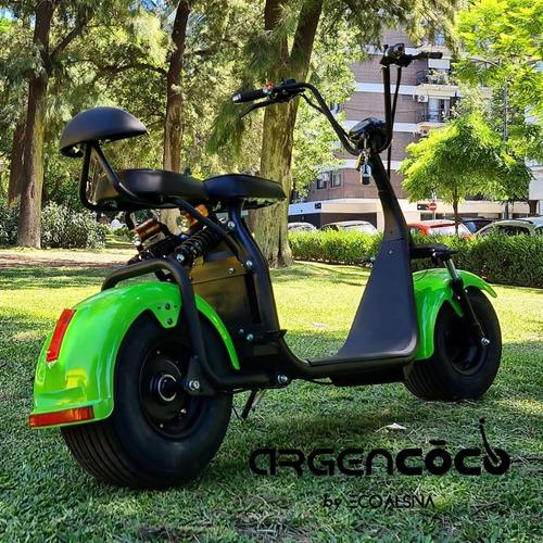 Moto Eléctrica City Coco / No Sunra Eco Alsina / Litio
