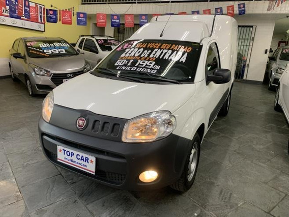 Fiat Fiorino 1.4 Evo Hard Working (flex) 2018 Sem Entrada