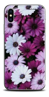 Capinha Capa Case Flores Floral LG K10/ K10 2017/ K10 Pro