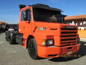 Scania 112 6x2