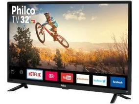Smart Tv Led 32 Philco Ptv32g50sn - Conversor Digital Wi-fi