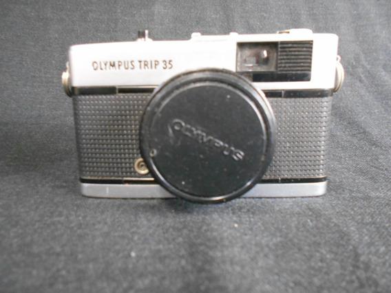 Câmera Antiga - Olympus - Trip 35