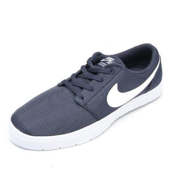 Tênis Nike Sb Portmore Ii Ultralight - Original + Nfe