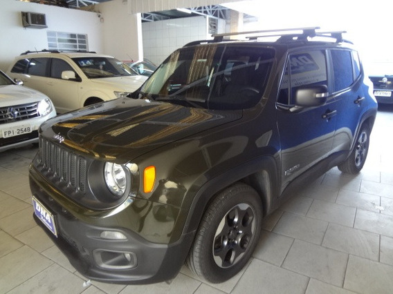 Jeep Renegade At