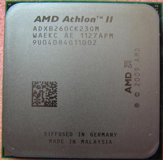 Processador Am2+ / Am3 Amd Athlon Ii X2 B26 - Adxb26ock23gm