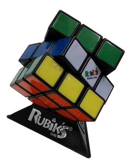 Cubo Mágico Rubik´s Original Hasbro 3x3 Full