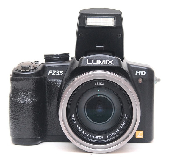 Panasonic Lumix Fz35 + 4gb = Fz38 Fz100 Fz60 Canon Sony Nik