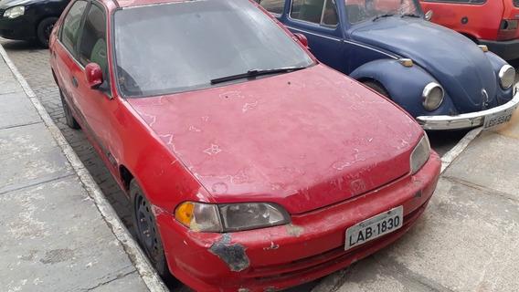 Honda Civic I-vtec
