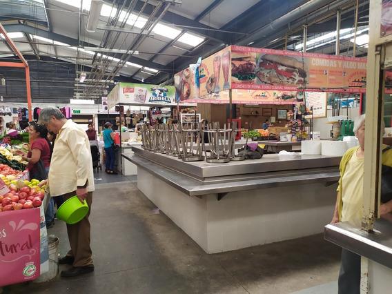 Traspaso De Negocio De Alimentos Y Bebidas Dentro Mercado