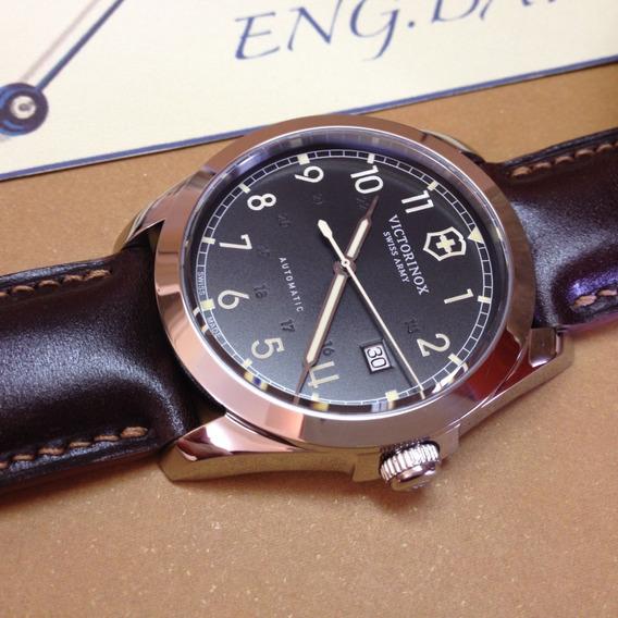 Relógio Victorinox Infantry Automatico 100m 241586 Swiss