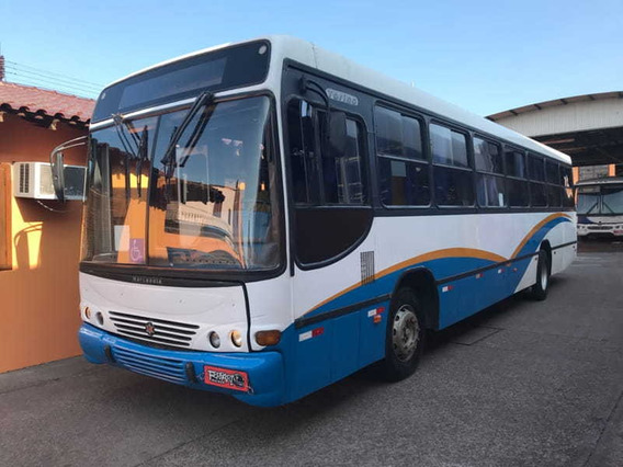 Ônibus Urbano Mpolo Torino Mb 1721 C/elevador 2002