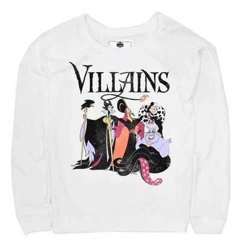 Villains Pullover Mujer