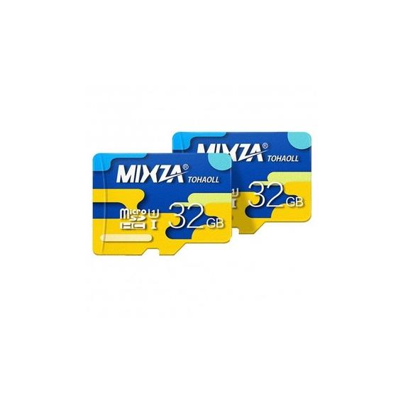 Cartão De Memória Micro Sd 32gb 80mb/s Mixza Classe 10