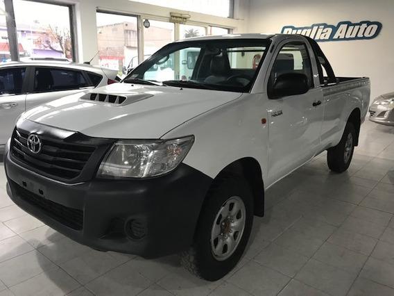 Toyota Hilux C Simple 2015 Dx Pack 4x2 Nueva!