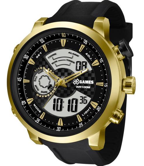 Relógio X-games Masculino Xmspa018p2px