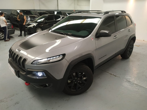 Jeep Cherokee Trailhawk 3.2 At9 2018