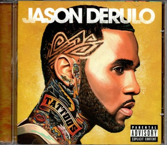 Cd Jason Derulo - Tattoos