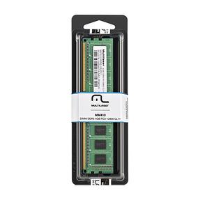 Memória Ram Multilaser Ddr3 4gb Mm410