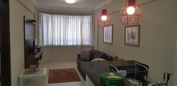 Flat Para Alugar, 48 M² Por R$ 2.600,00/mês - Centro - Campinas/sp - Fl0007